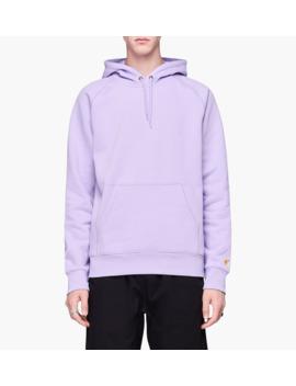 Hooded Chase Sweatshirt by Carhartt Wip