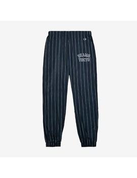 Striped Nylon Pant X Beams by Champion