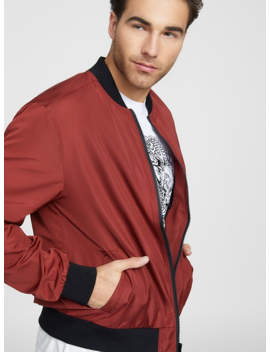 Nicolas Bomber Jacket by G By Guess