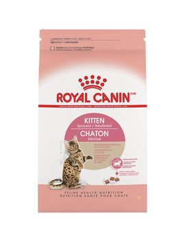 Royal Canin Feline Health Nutrition Spayed/Neutered Dry Kitten Food , 2.5 Lb Bag by Royal Canin