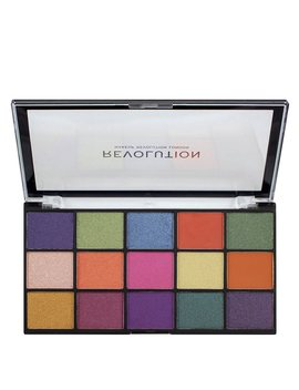 Reloaded Palette Passion For Colour 16g by Makeup Revolution