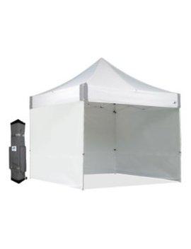 E Z Up Es100 S Shelter Value Pack, 10' X 10' by Ez Up Es100 S