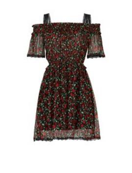 Crinkle Rosa Dress by The Kooples
