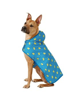 Frisco Rubber Ducky Dog Raincoat by Frisco