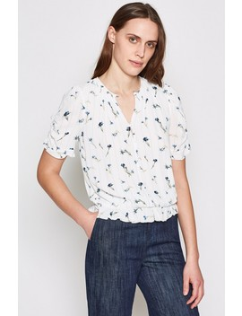 <Span>Vonny Floral Top</Span> by Joie