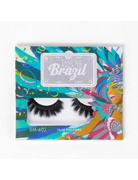 Take Me Back To Brazil Eyelashes Sm 402 by Bh Cosmetics