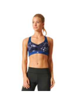 Women's Adidas Cmmttd X Pr 2 Workout Bra by Adidas