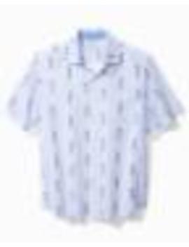 Hula Dot Com Camp Shirt by Tommy Bahama