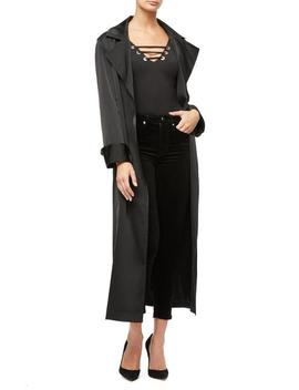 The Satin Trench                 by Good American