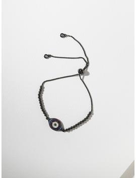 The Eden Bracelet Gunmetal by Vanessa Mooney