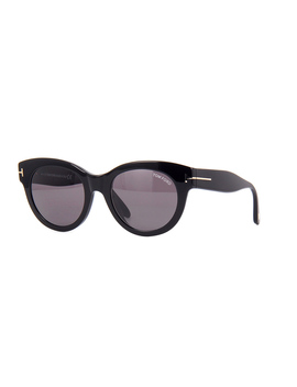 Tom Ford Lou Tf741 01 A by Tom Ford Sunglasses