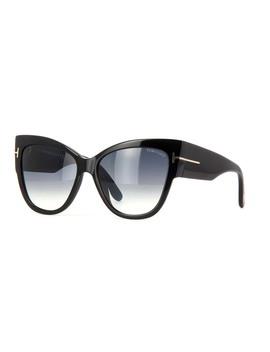 Tom Ford Anoushka Tf0371 01 B by Tom Ford Sunglasses