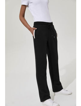 Straight Leg Pocket Detail Jogger by Long Tall Sally