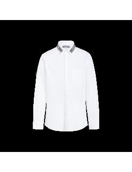 Mmxix Moschino Poplin Shirt by Moschino