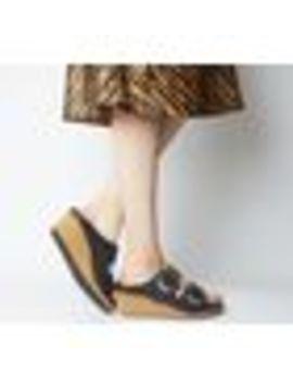 Nora Big Buckle Sandals by Birkenstock