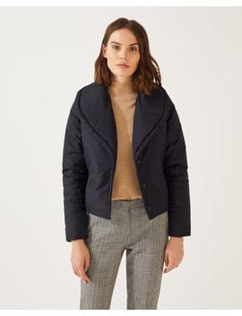 Shawl Collar Padded Jacket by Jigsaw