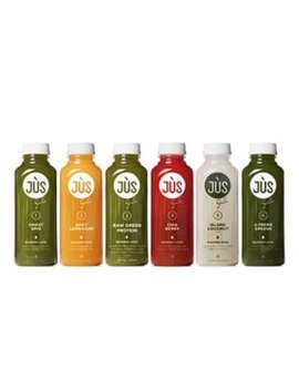 Jus By Julie 3 Day Blended Juice Cleanse by Item # 505353