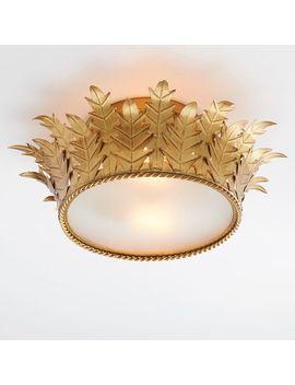 Crown Flushmount by P Bteen