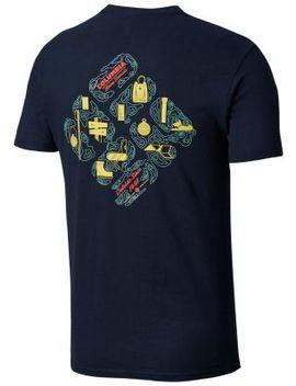 Men's November Graphic Tee Shirt by Columbia Sportswear