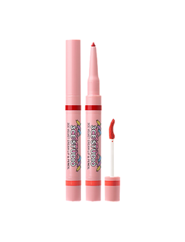 [3 Ce]  Studio Velvet Cream Lip & Pencil #Heart by Style Korean