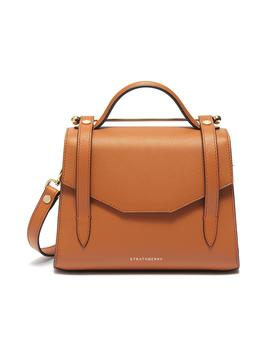 'allegro Mini' Leather Satchel by Strathberry