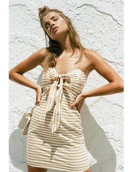 Citrus Stripe Dress by Sabo Skirt
