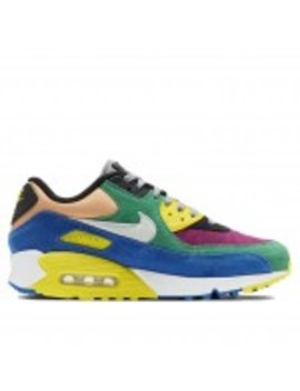Nike Air Max 90 Viotech 2.0 (Lucid Green/Barely Grey/Game Royal) by Dover Street Market