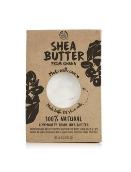 Shea Butter Ask & Answer by The Body Shop