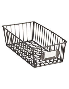 Small Wire Storage Basket by Container Store