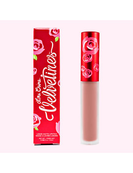 Lulu Matte Lipstick (Peachy Beige) by Lime Crime