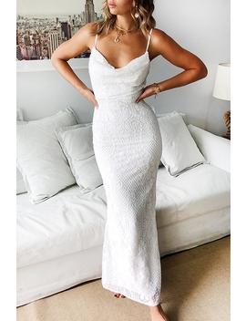 Magic Garden Dress   White by Stelly