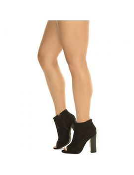 Women's Stash 37 S Ankle Boot Black by Shiekh