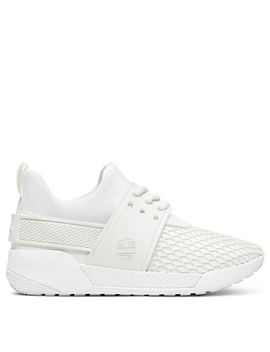 Kiri Up Pattern Sneaker For Women In White by Timberland