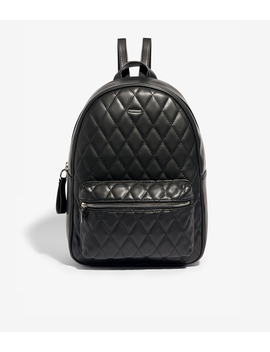 Quilted Backpack by Gf062
