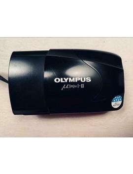 Olympus Mju Ii Top Camera Compact 35mm Film by Marktplaats