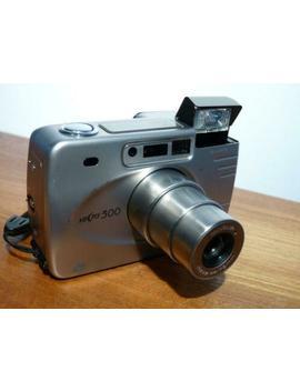 Minolta Vectis 300 Ix Date Voor Aps Film, Met Tas by Marktplaats