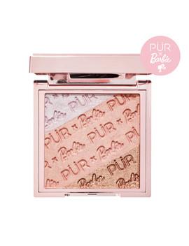 PÜr X Barbie™ Dream Glow Signature Highlighter Palette by Pur