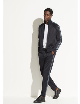 Double Knit Track Pant by Vince