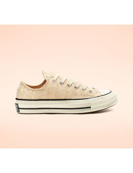 Chuck 70 Fray Me Crazy Low Top by Converse