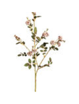 "Bloom Room 30"" Pompon Rose Spray Dusty Pink                      Bloom Room 30"" Pompon Rose Spray Dusty Pink by Bloom Room"
