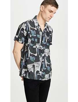 Short Sleeve Notch Shirt by Schnayderman's