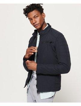 Premium Crest Racer Jacket by Superdry
