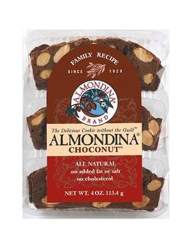 Almondina, Choconut, Almond And Chocolate Biscuits, 4 Oz (113 G) by Almondina