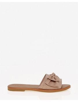Knot Slide Sandal by Le Chateau