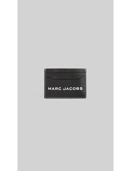 The Textured Tag Card Case by Marc Jacobs