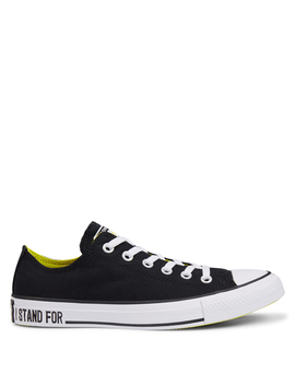 Chuck Taylor All Star I Stand For Low Top by Converse