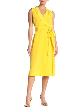 Augusta Wrap Silk Dress by Diane Von Furstenberg