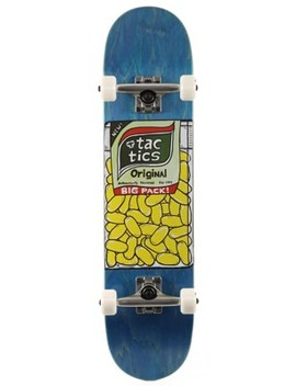 Tactics             Minty Fresh Artist Series Complete Skateboard by Tactics