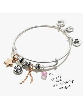New Beginnings Cluster Charm Bangle by Alex And Ani