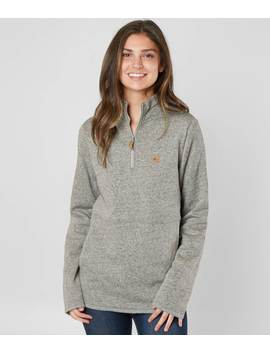 Opal Quarter Zip Sweatshirt by Tentree